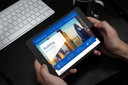 Tablet landscape