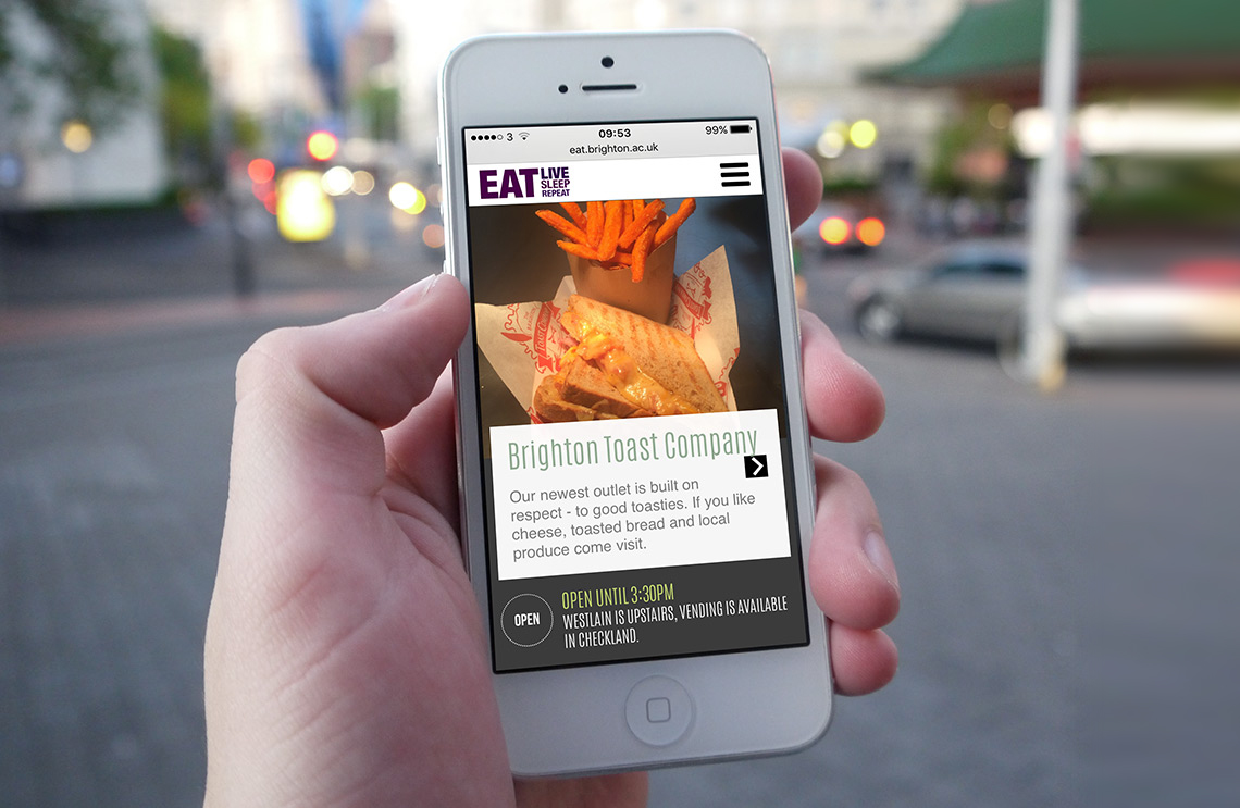 EAT mobile