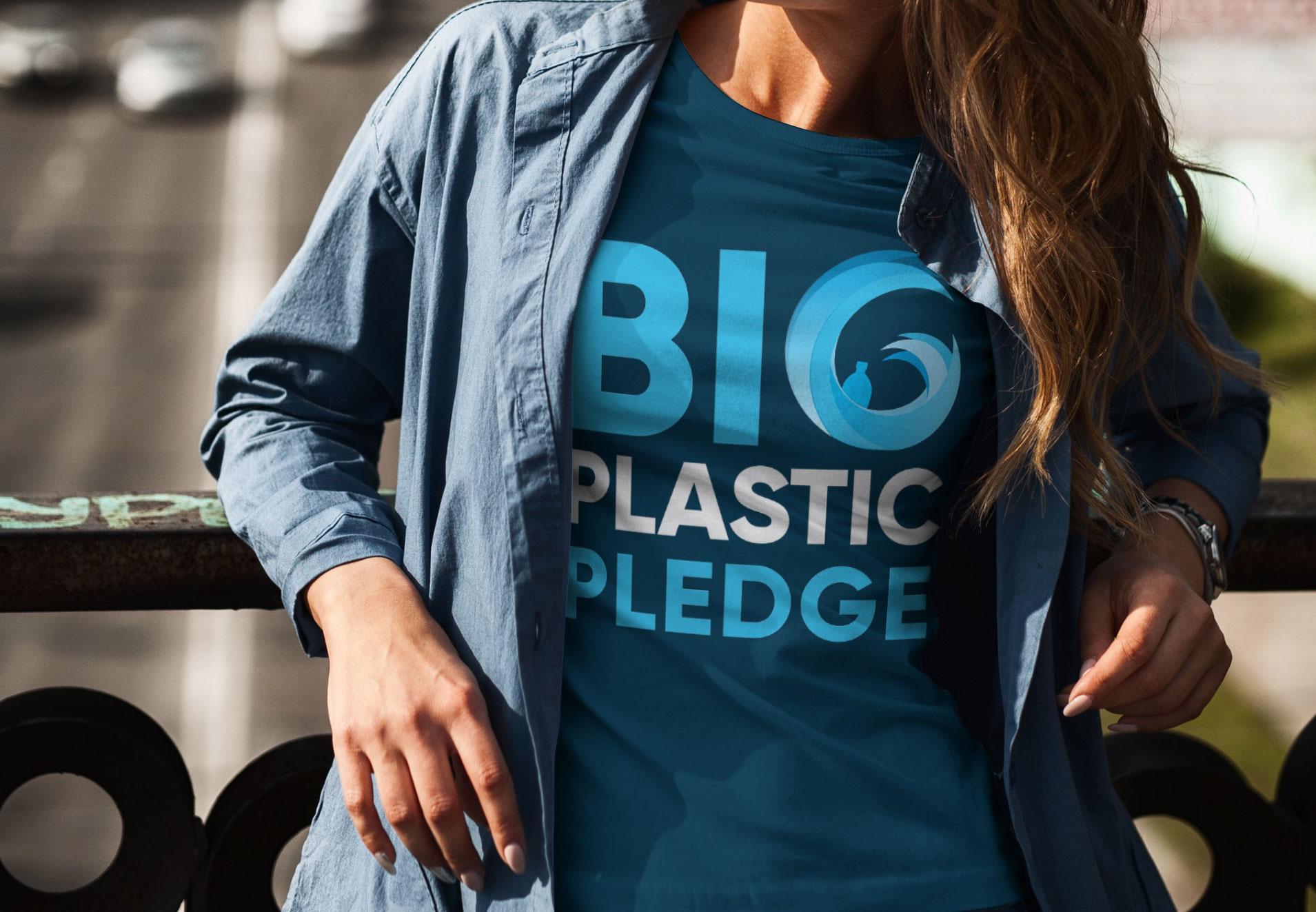 Plastic Pledge tshirt